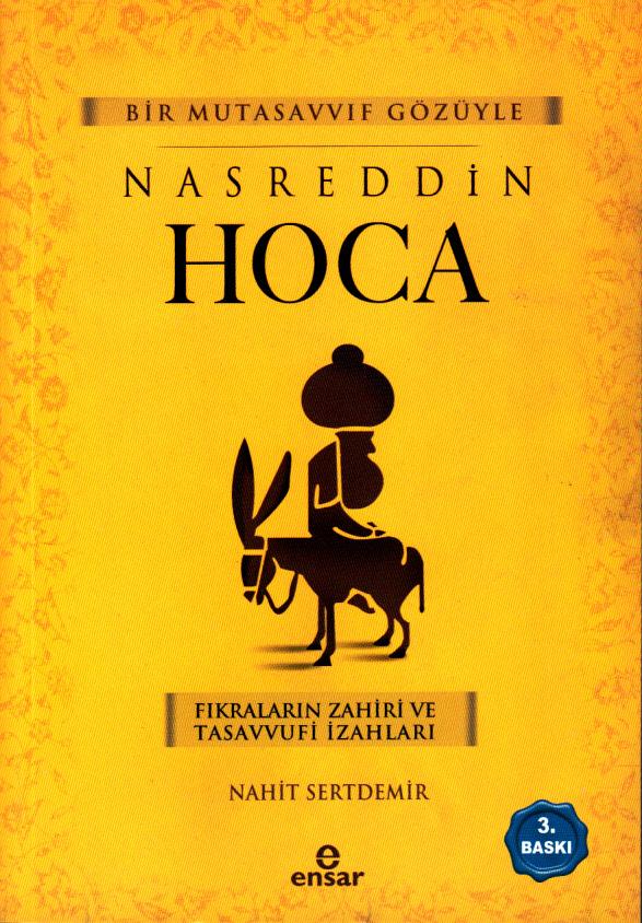Nasreddin Hoca Nahit Sertdemir 9786059991025 Kitap