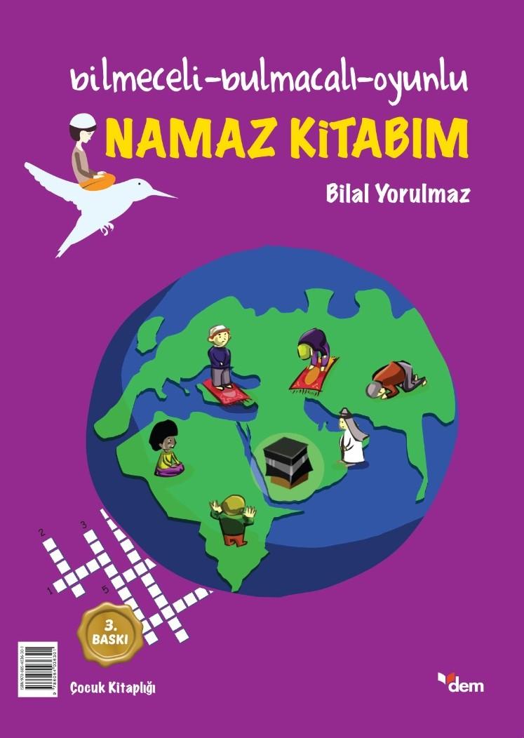 Namaz Kitabım; Bilmeceli Bulmacalı Oyunlu