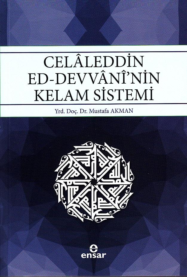 Celaleddin Ed-Devvani'nin Kelam Sistemi