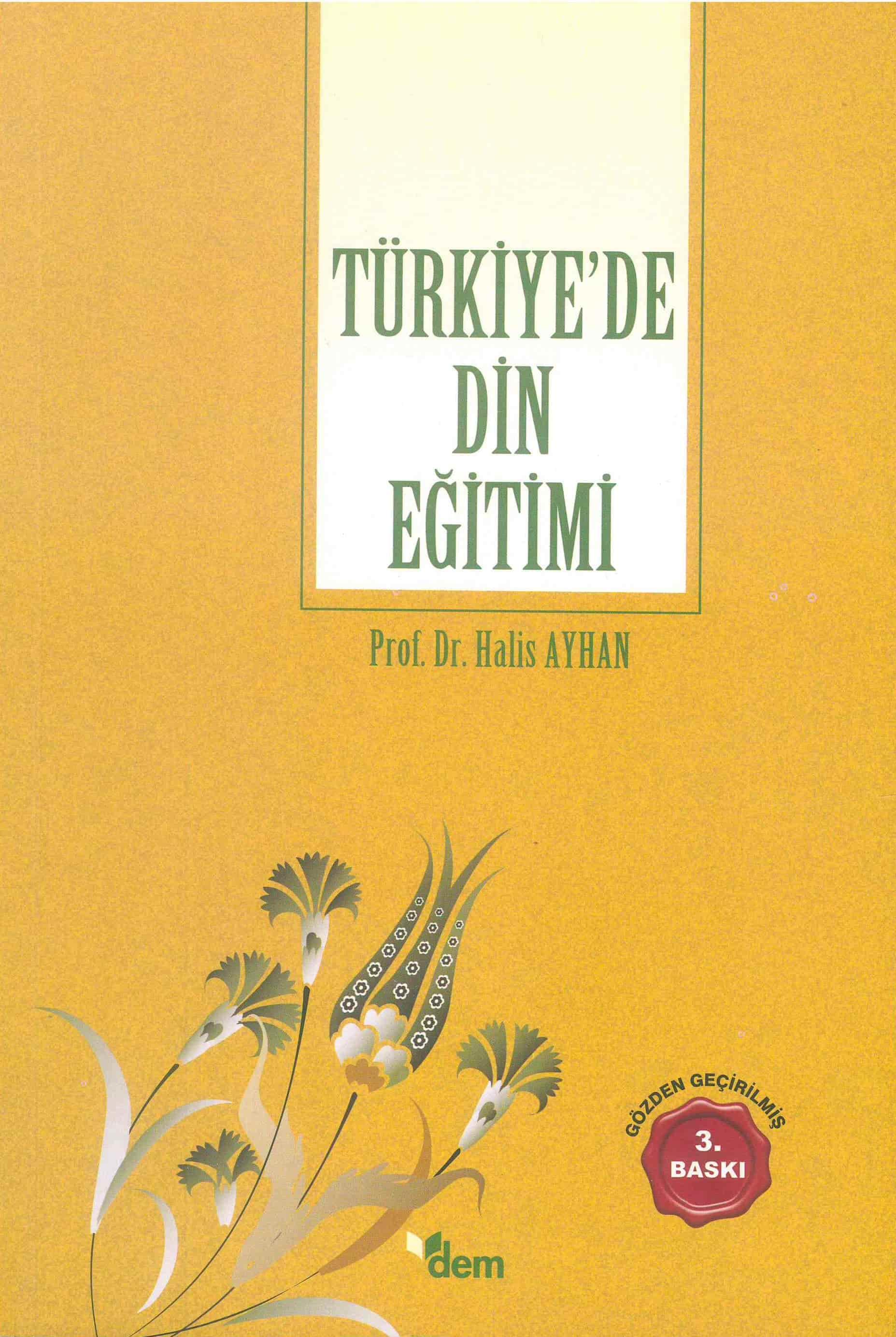 Türkiye' de Din Eğitimi