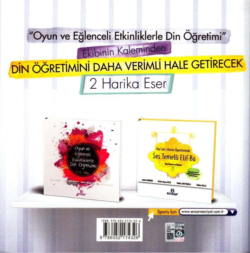 Elif-Ba Yazı Kitabım-Okul Öncesi ve İlkokul